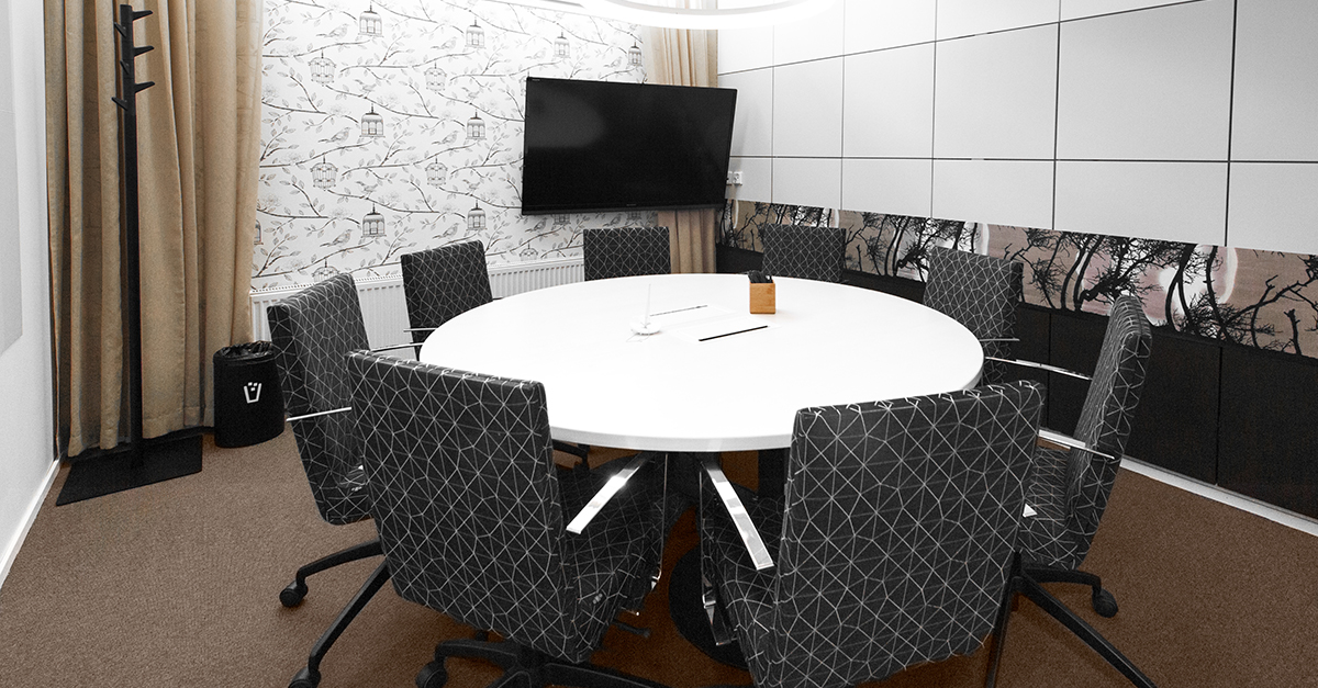 Vllage Works / Board Room