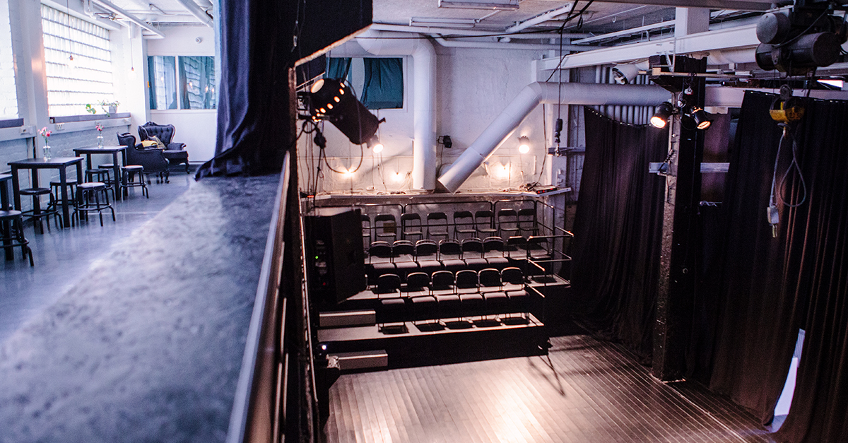Teatteri Toivo - Varaa Venuu.fi:stä