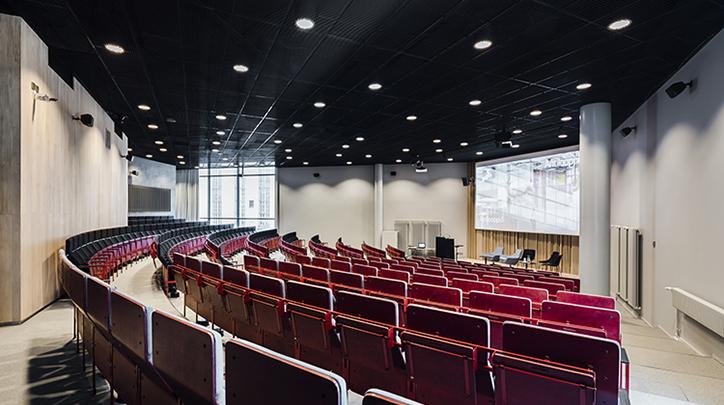 HTC Helsinki / Auditorio Kolumbus - Venuu.fi