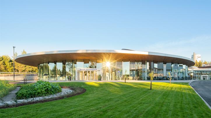 Fazer Experience Vierailukeskus - Venuu.fi