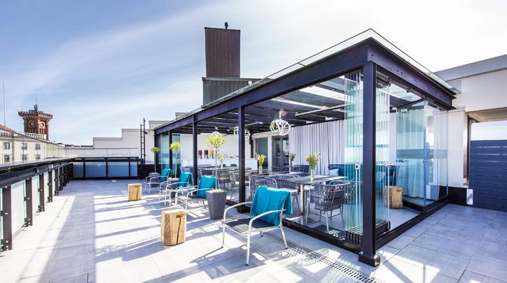 Klaus K / Sky Terrace - Venuu.fi