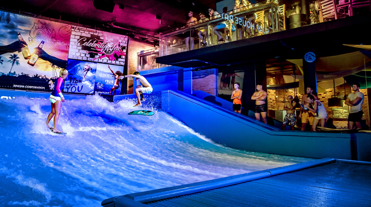 Surf House Helsinki - Venuu.fi