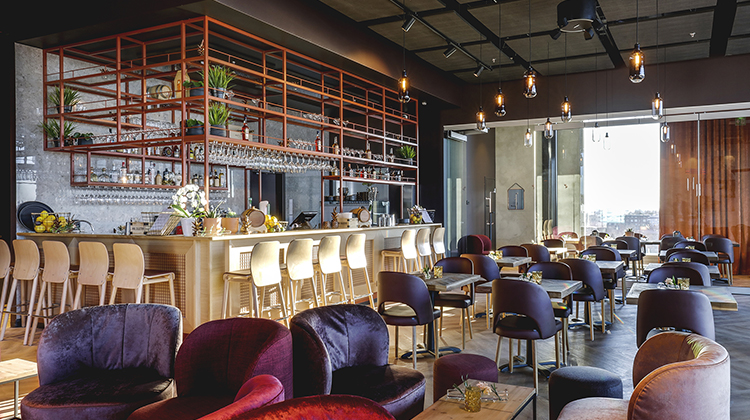 Ravintola Periscope / Lounge Bar - Varaa Venuu.fi:stä