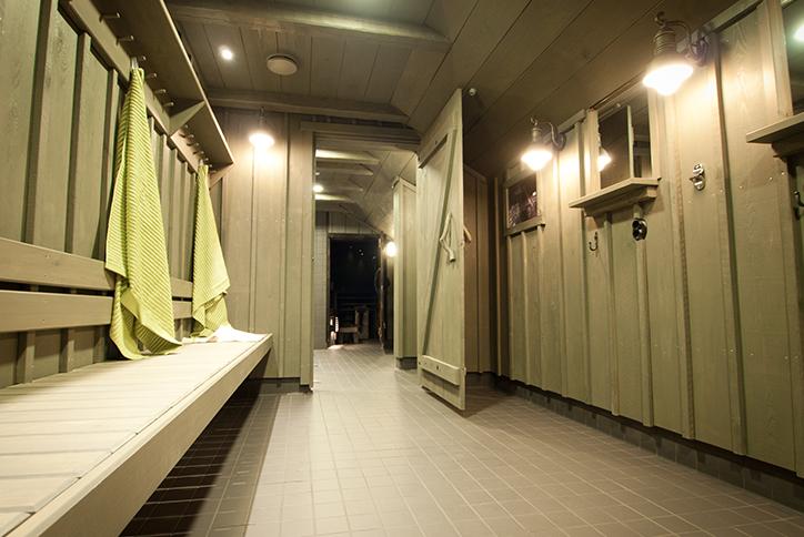Eurohostel Sauna - tilaussauna / Venuu.fi