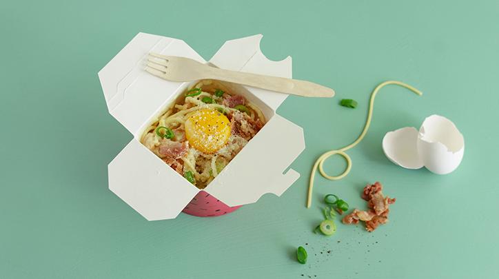 Pasta Box Catering - pitopalvelu / Venuu.fi