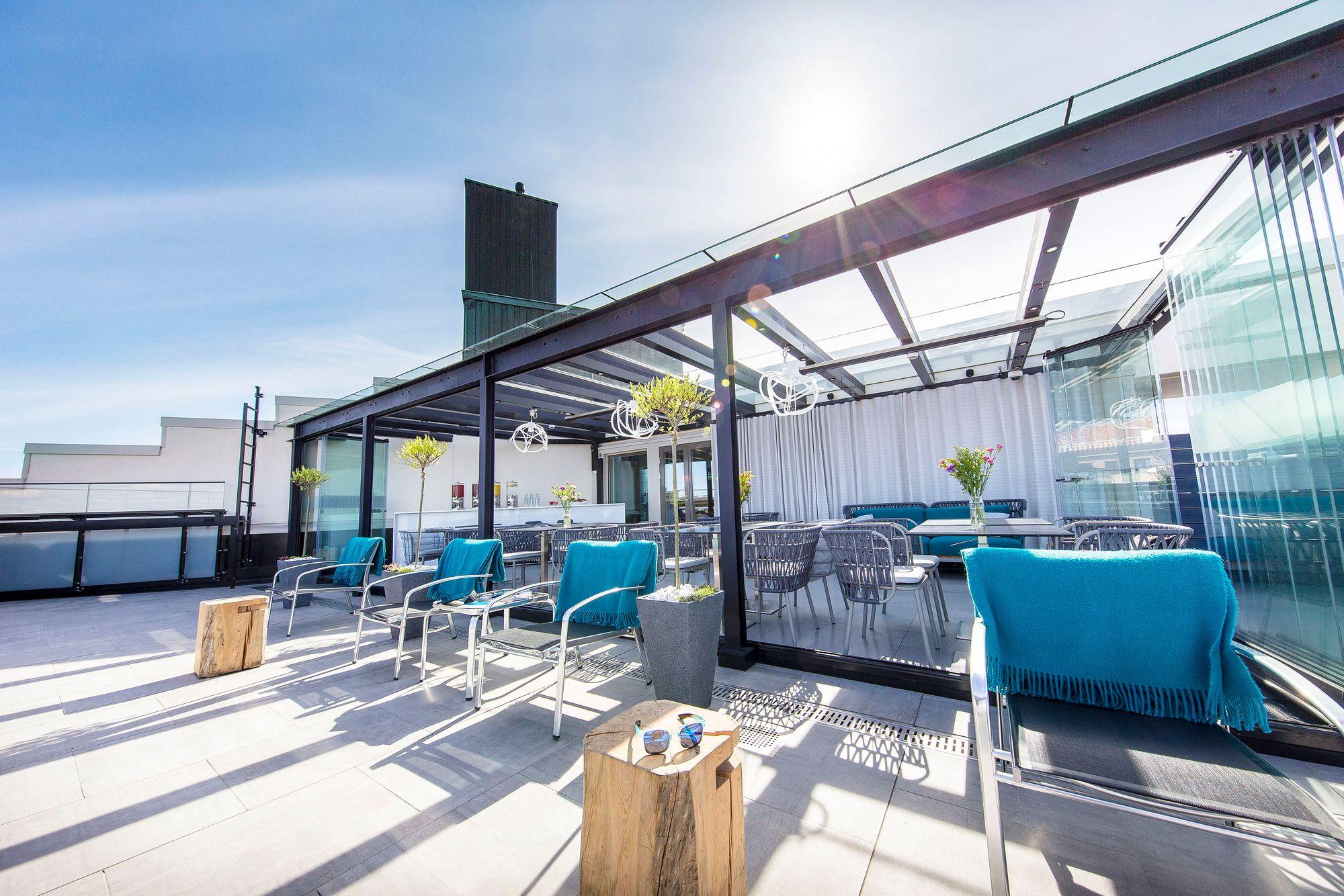Klaus K Sky Terrace - juhlatila / Venuu.fi