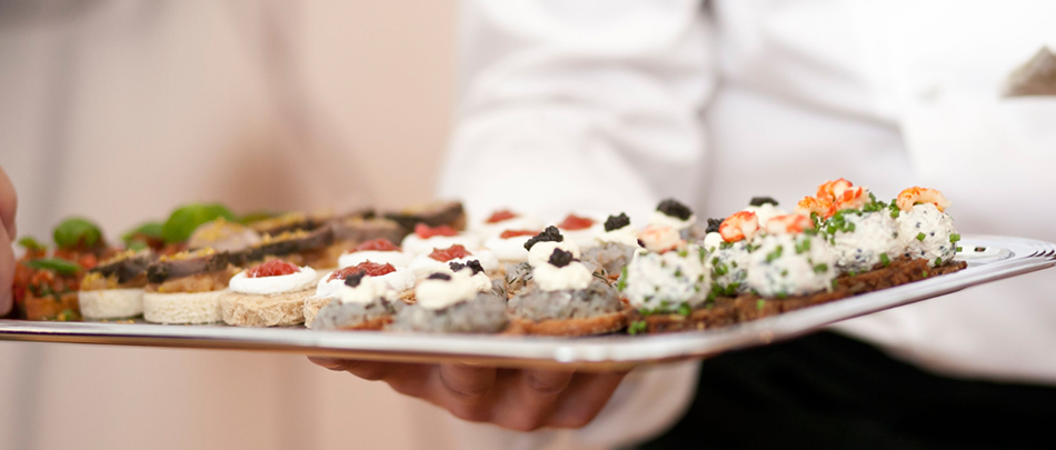 Nordic Food Catering - pitopalvelu juhliin / Venuu.fi