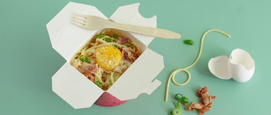 Pasta Box Catering - pitopalvelu juhliin / Venuu.fi