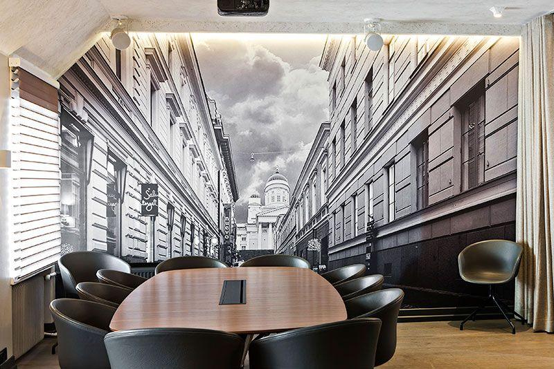 Roba Lounge - kokoustila / Venuu.fi