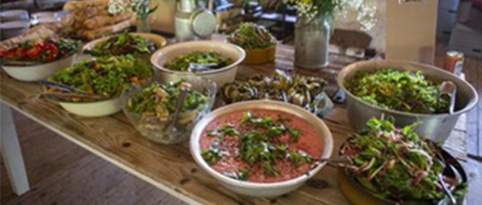 Soup Catering - pitopalvelu juhliin / Venuu.fi