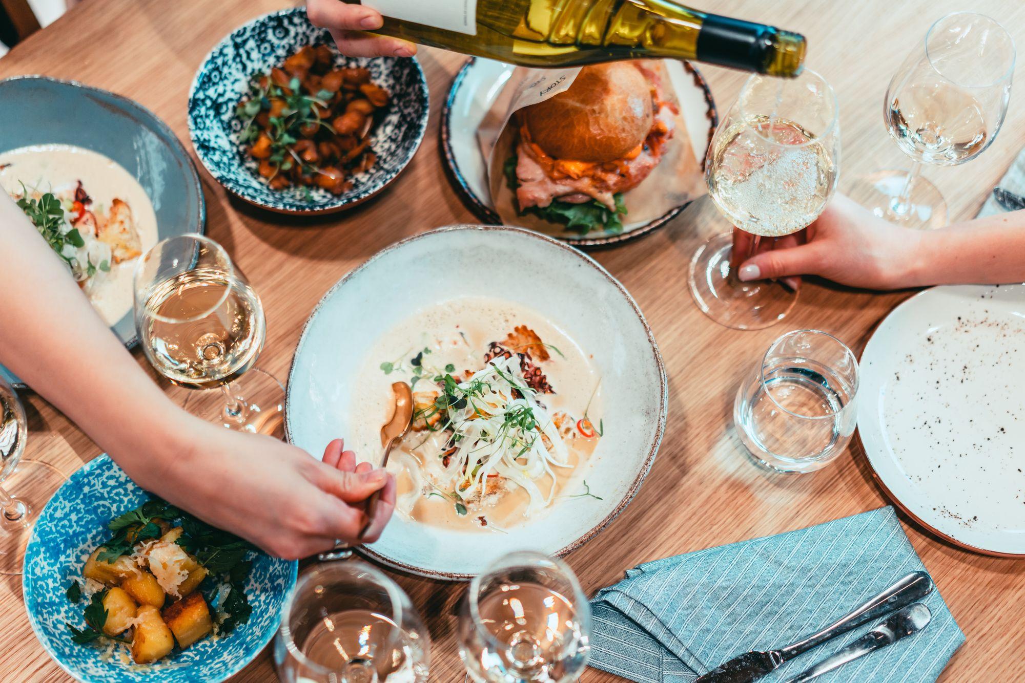 Story Catering - pitopalvelu häihin / Venuu.fi