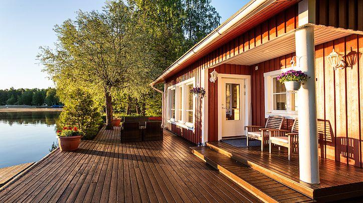 Hiisi Resort - mökki juhliin / Venuu.fi