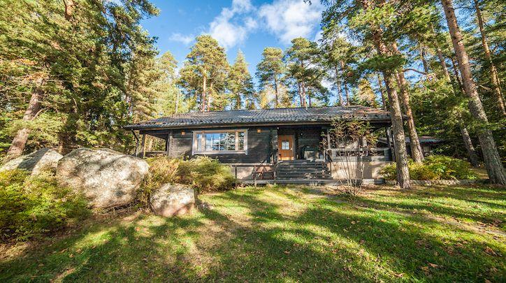 Villa Skitunäs - villa juhliin / Venuu.fi