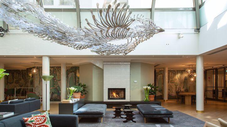 Hotel St. Geroge / Wintergarden - kauneimmat hääpaikat / Venuu.fi