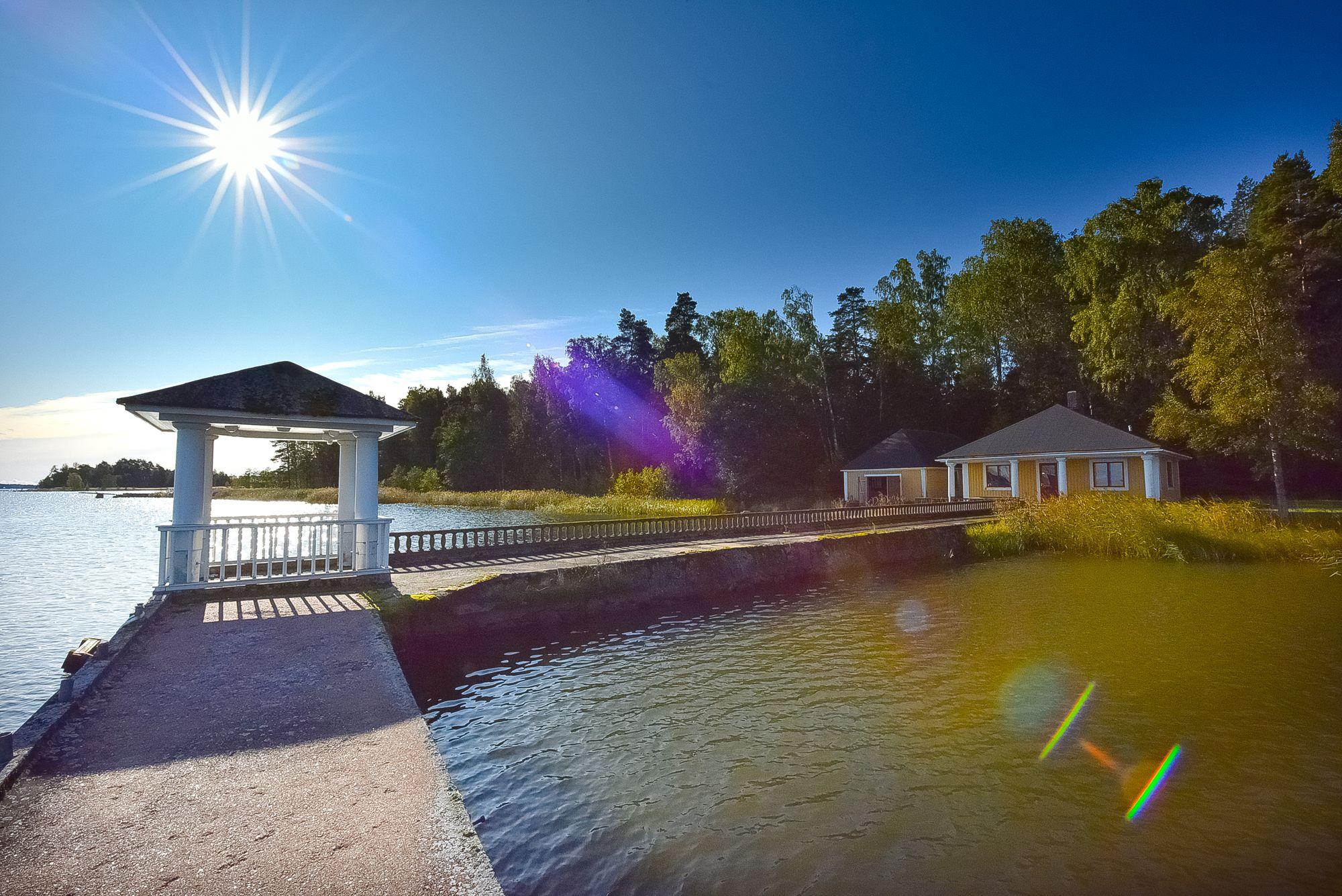 Villa Ivan Falin / Sauna - juhlatila polttareihin / Venuu.fi