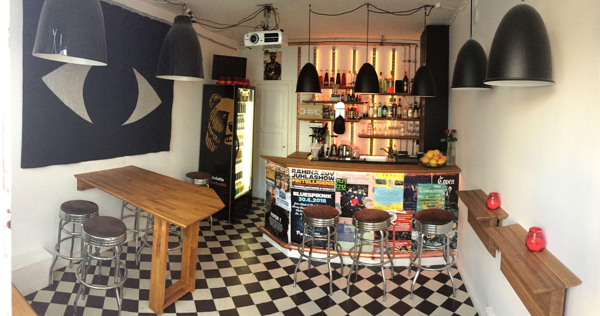 Office Bar - pieni juhlatila / Venuu.fi