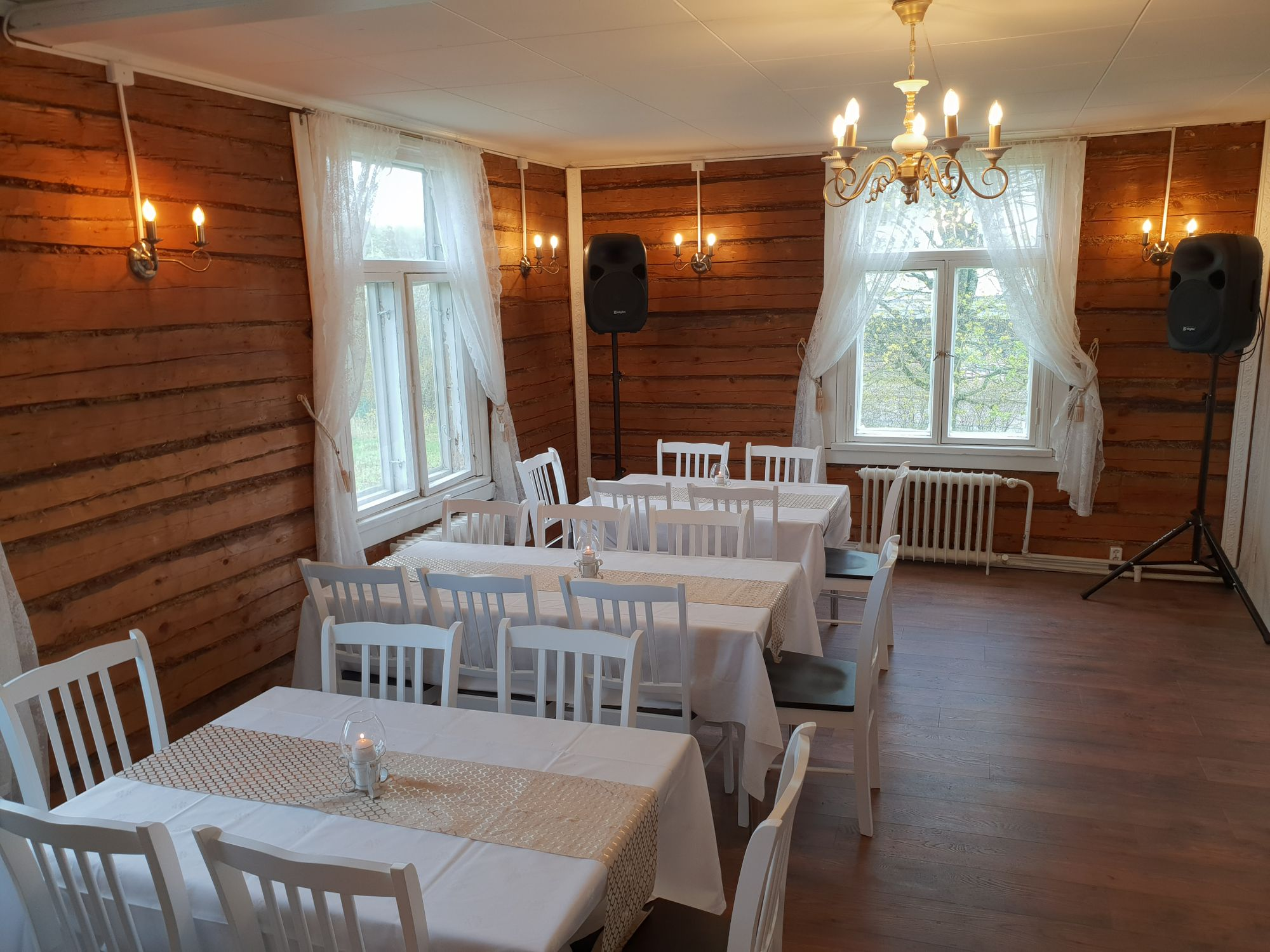 Villa Hannus - tila synttäreille / Venuu.fi