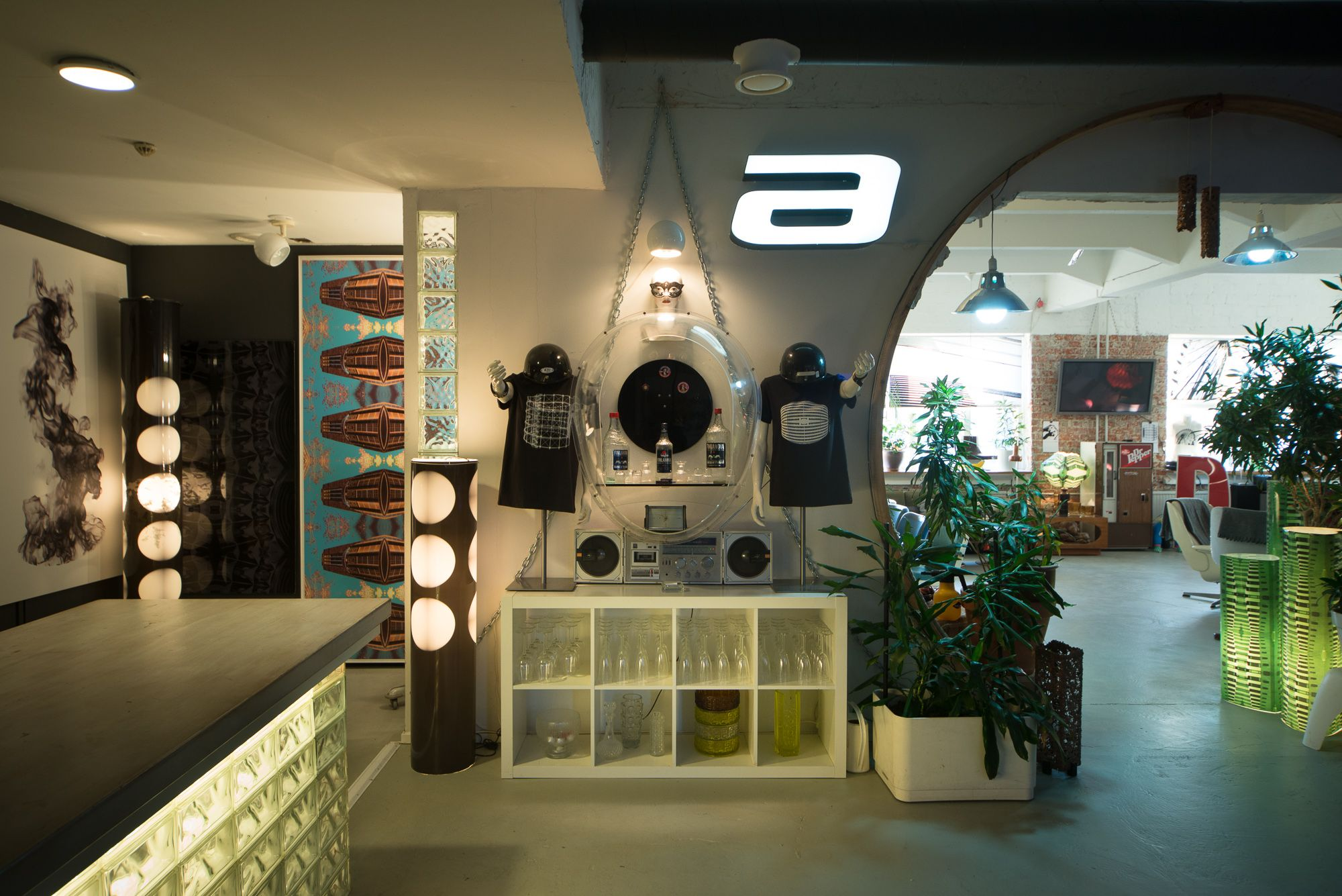 Art Studio Vallila - tila mediatilaisuuteen, tuotelanseeraukseen, vaikuttajatapahtumaan tai PR-tilaisuuteen / Venuu.fi