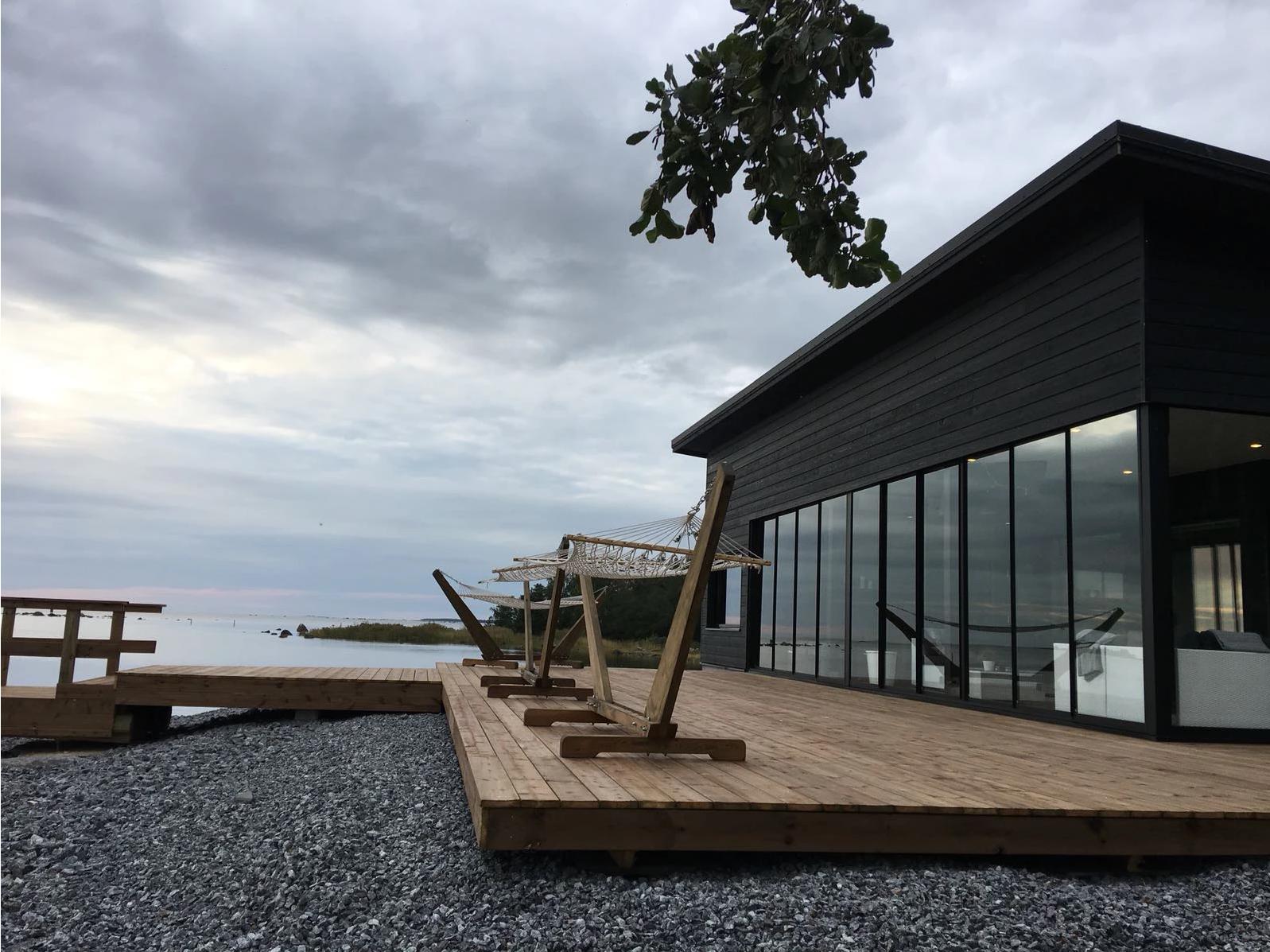 Eumer / Sea Panorama – varaa häähuvila Venuu.fi:stä