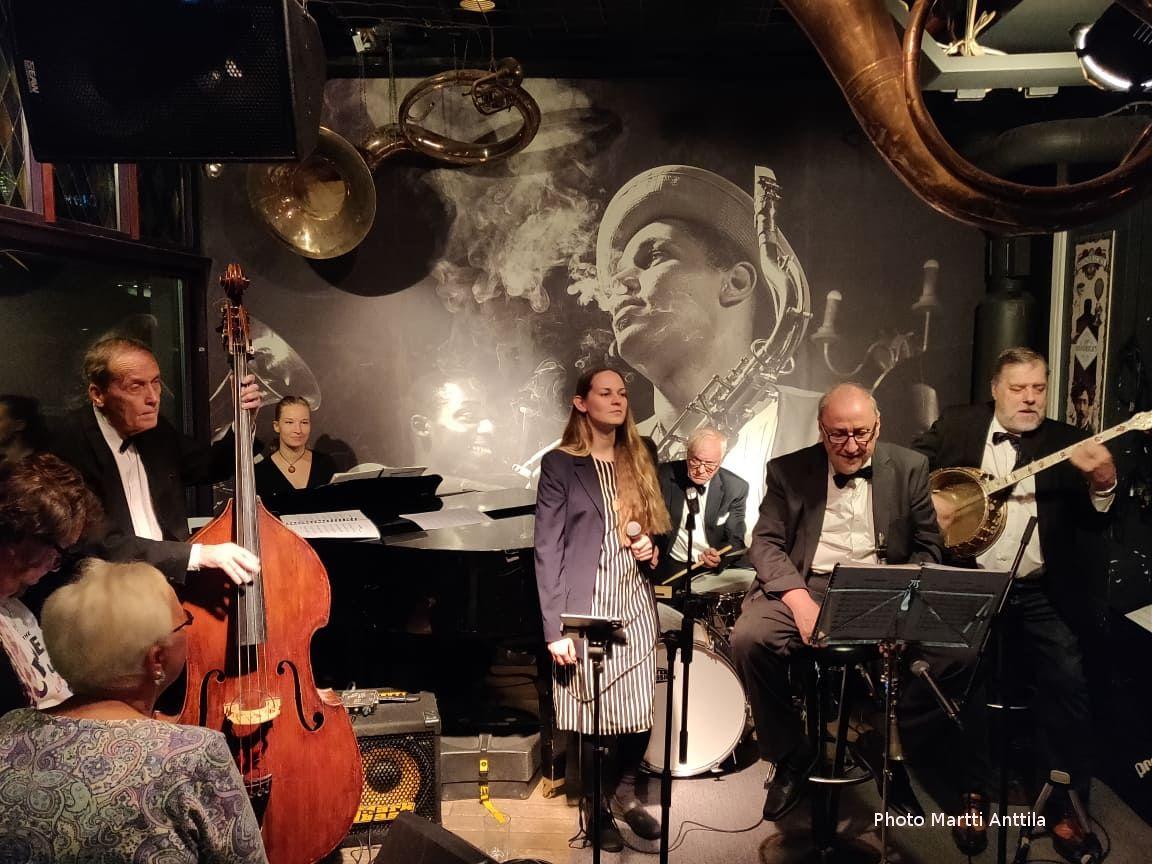 Birger's Ragtime Band – varaa hääbändi Venuu.fi:stä
