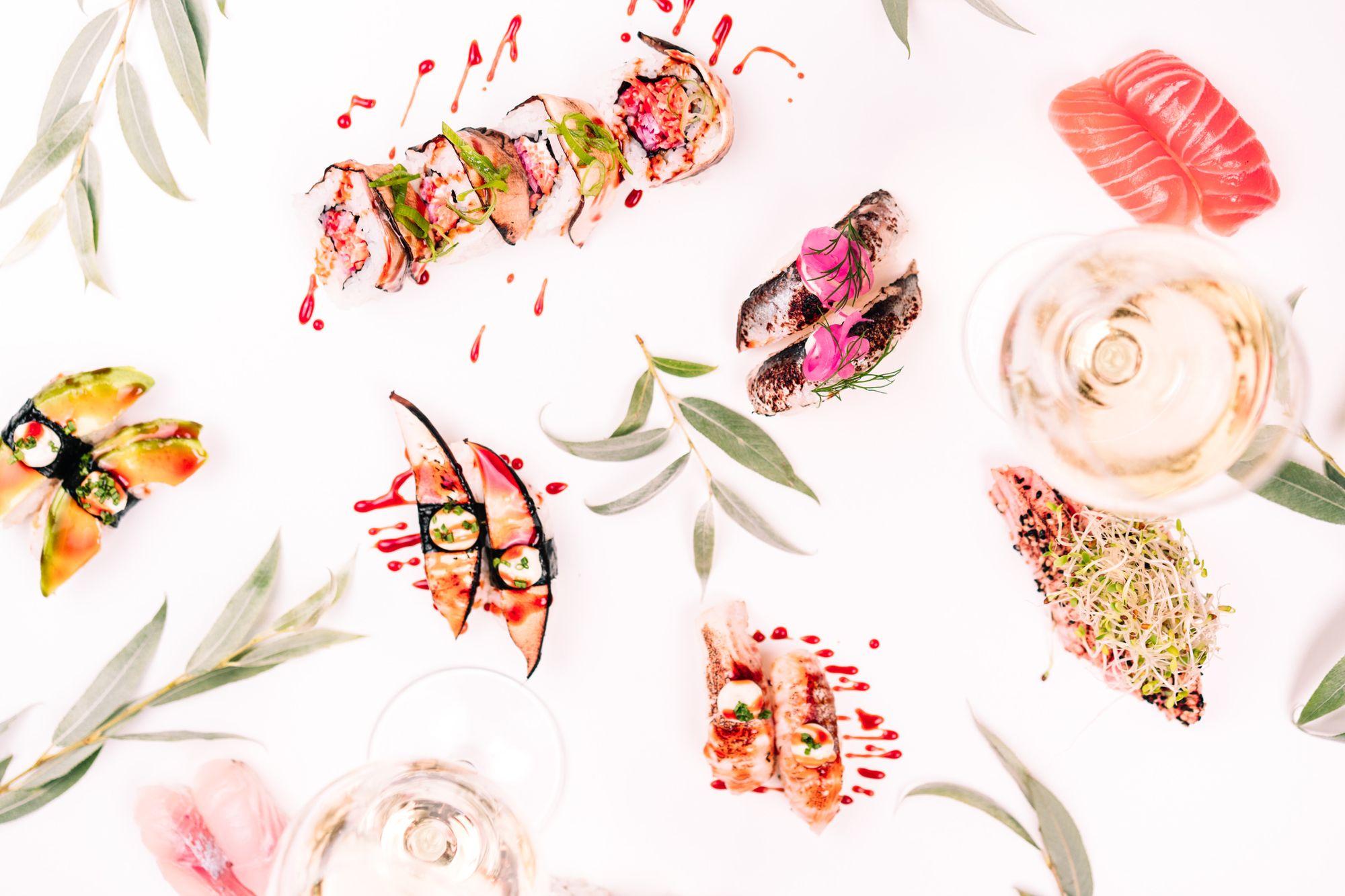 Sushibar+Wine Catering – varaa catering häihin Venuu.fi:stä