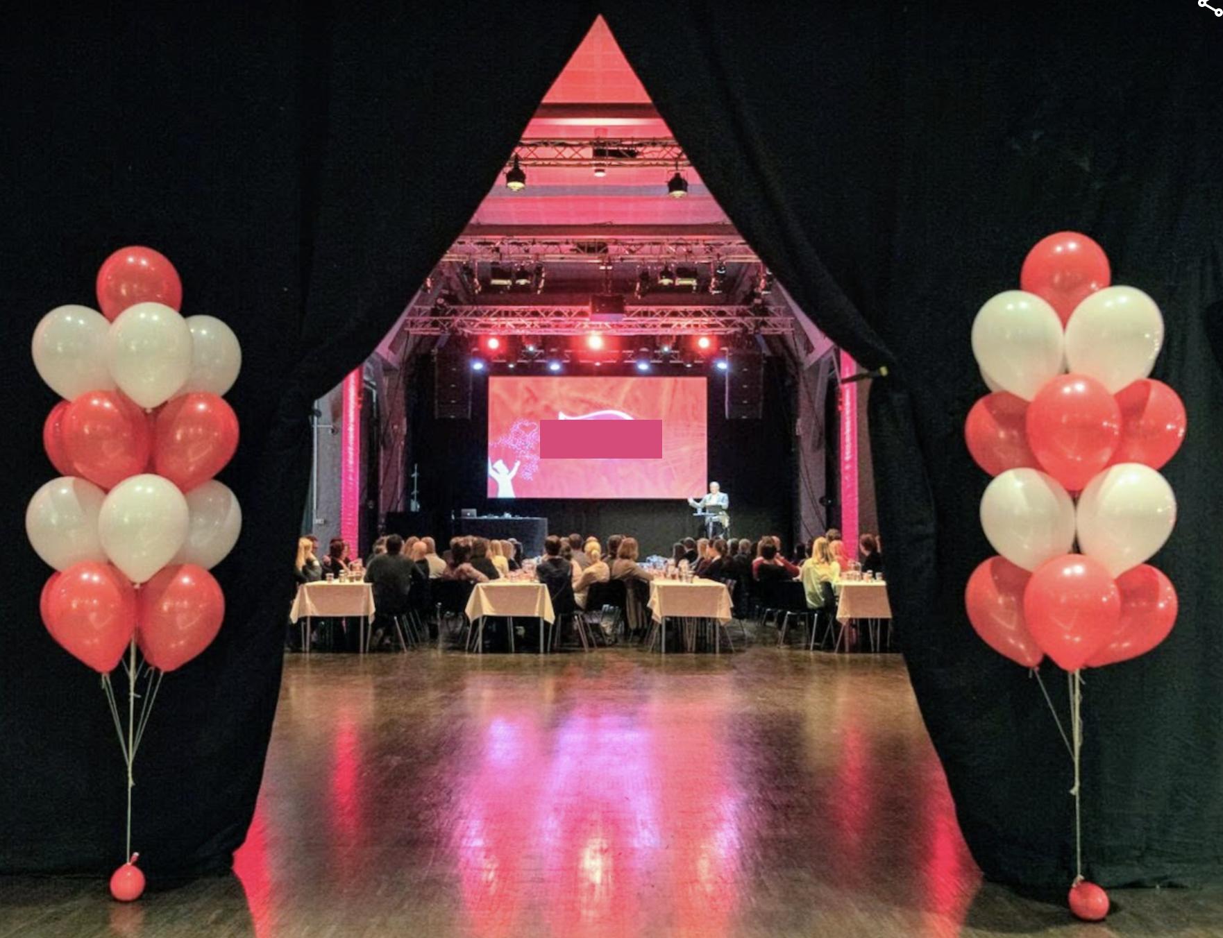 Red Events – varaa paras tapahtumatoimisto tapahtumaasi Venuu.fi:stä