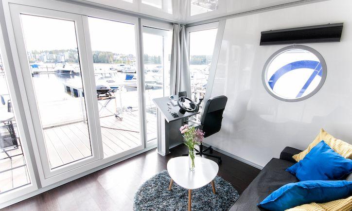 Houseboat Standard – Venuu.fi