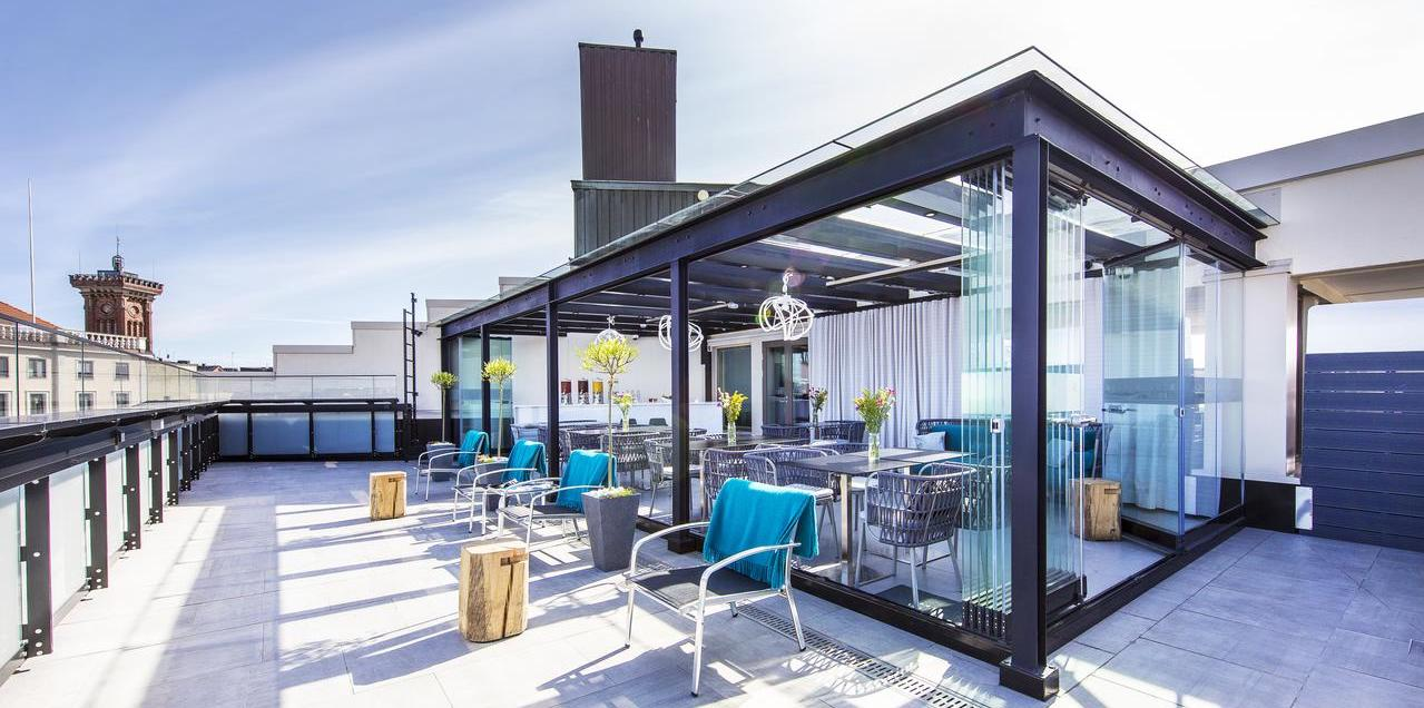 Klaus K Sky Terrace - Varaa Venuu.fi:stä